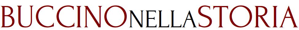 Logo for Buccino nella Storia