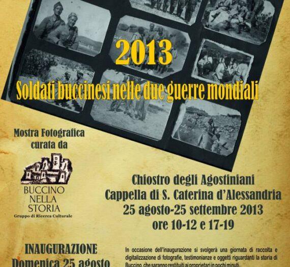 Mostra estate 2013