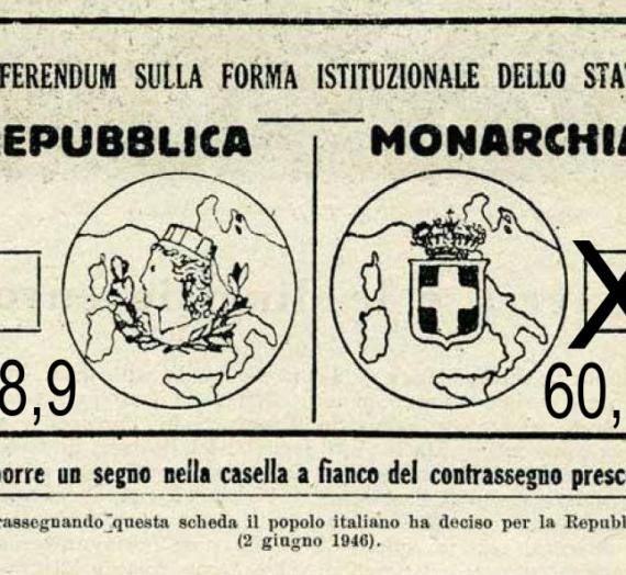 Come votarono Buccino e dintorni al referendum del 2 giugno 1946…