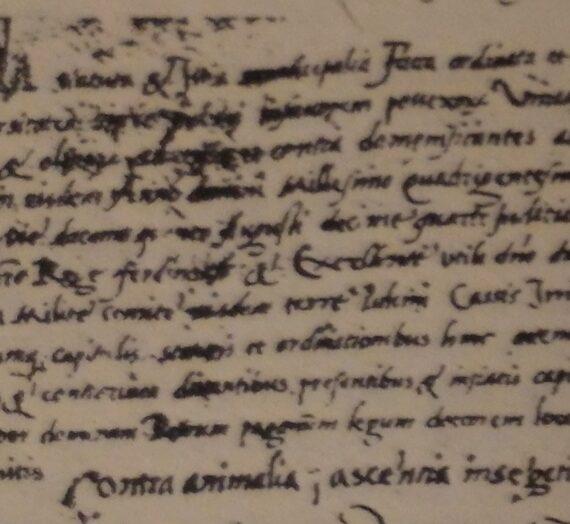 Gli statuti concessi dal conte Giorgio d'Alemagna (Buccino 1466)